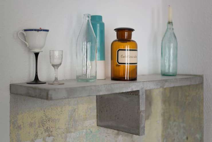 par Accidental Concrete Scandinave