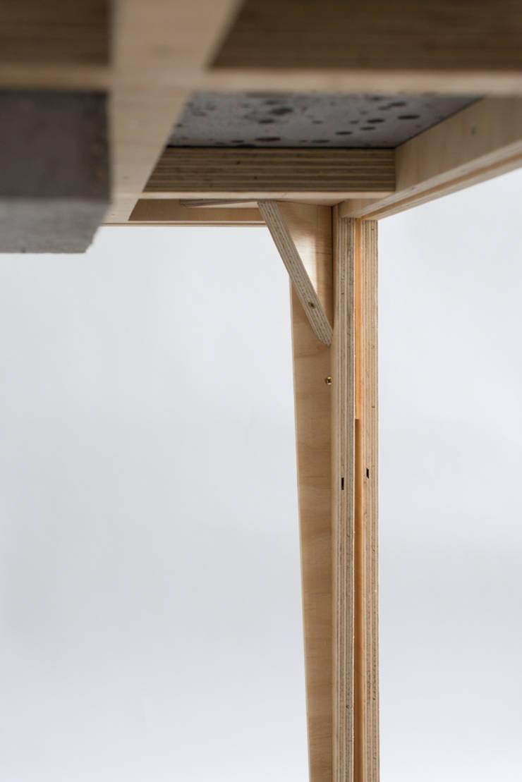 Accidental Concreteが手掛けたスカンジナビア, 北欧
