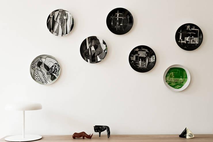 Wände & Boden von Loft Kolasiński