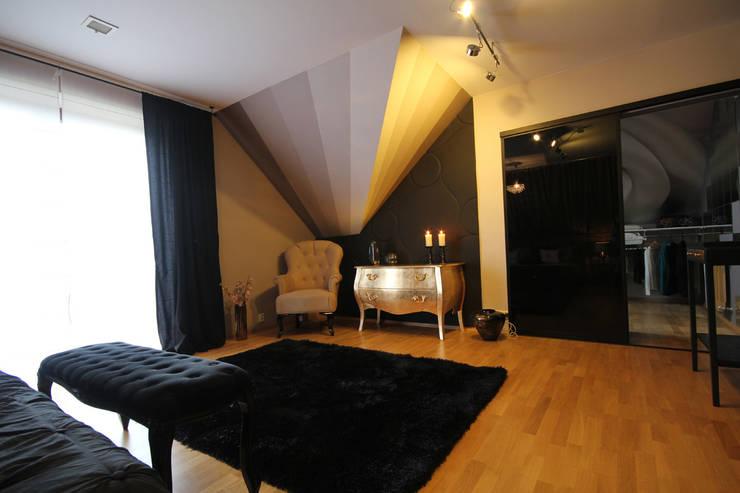 3D Wandpaneele - einzigartige Atmosphäre in Ihrem Schlafzimmer:  Wände von Loft Design System Deutschland