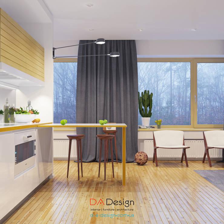 Minimal Project: Кухни в . Автор – DA-Design