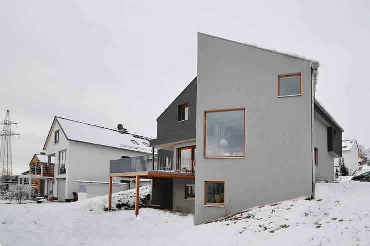 Окна в . Автор – Pakula & Fischer Architekten