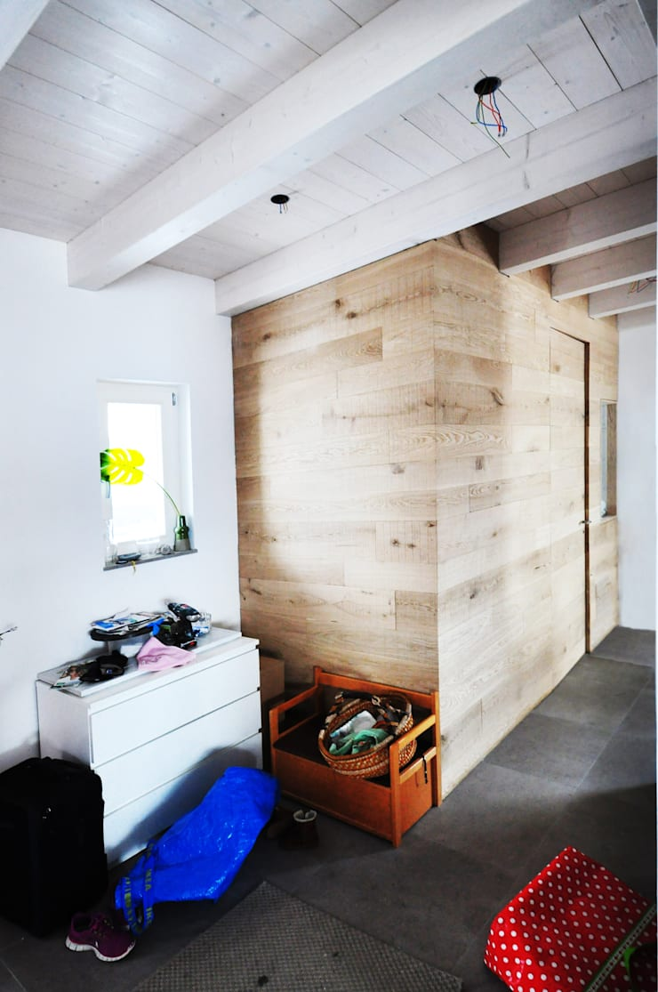 Salle de bains de style  par Pakula & Fischer Architekten GmnH, Éclectique