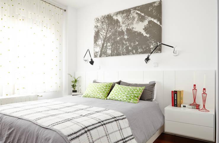 Schlafzimmer von itta estudio