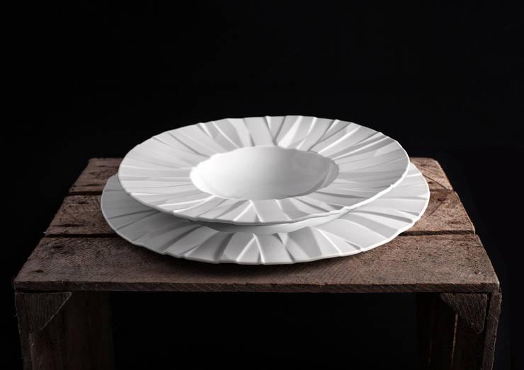 """""""Matrix"""", producent: Vista Alegre Portugal: styl , w kategorii Kuchnia zaprojektowany przez Studio Bartek Mejor"""