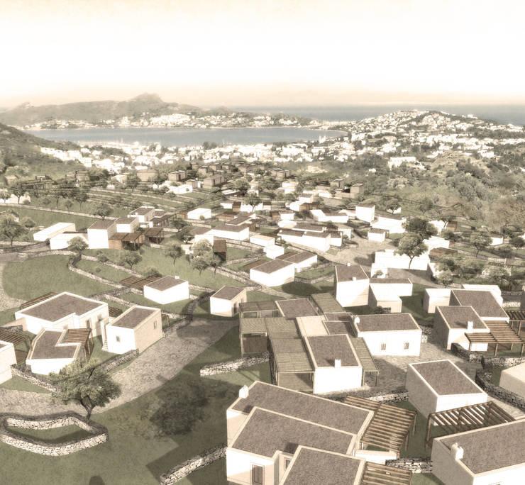 Atelye 70 Planners & Architects – Sandima Village:  tarz Evler