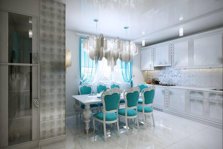 кухня: Столовые комнаты в . Автор – meandr.pro