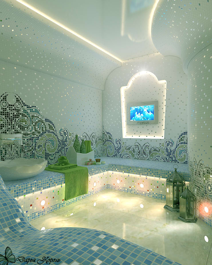 hamam: Спа в . Автор – Your royal design