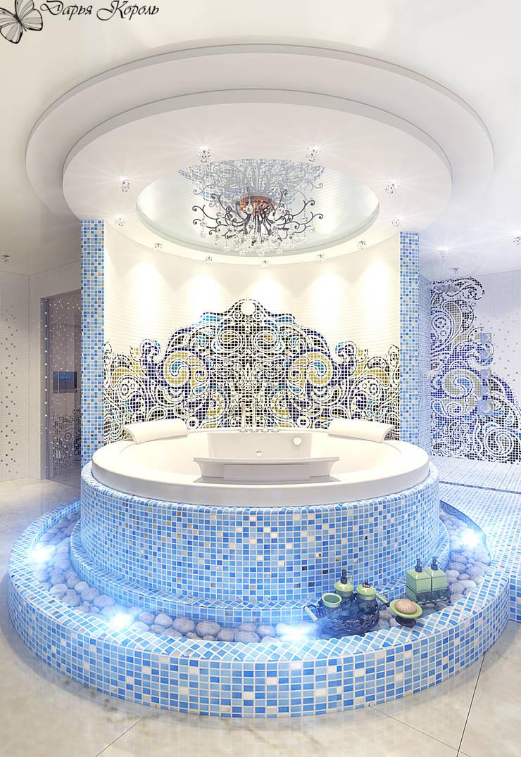 hamam and spa relax room: Спа в . Автор – Your royal design