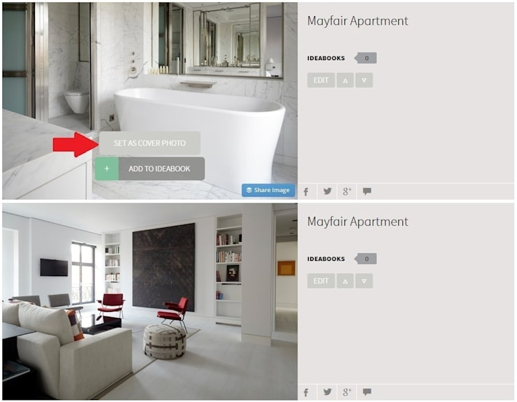 How can I improve my profile visually?:   by homify UK