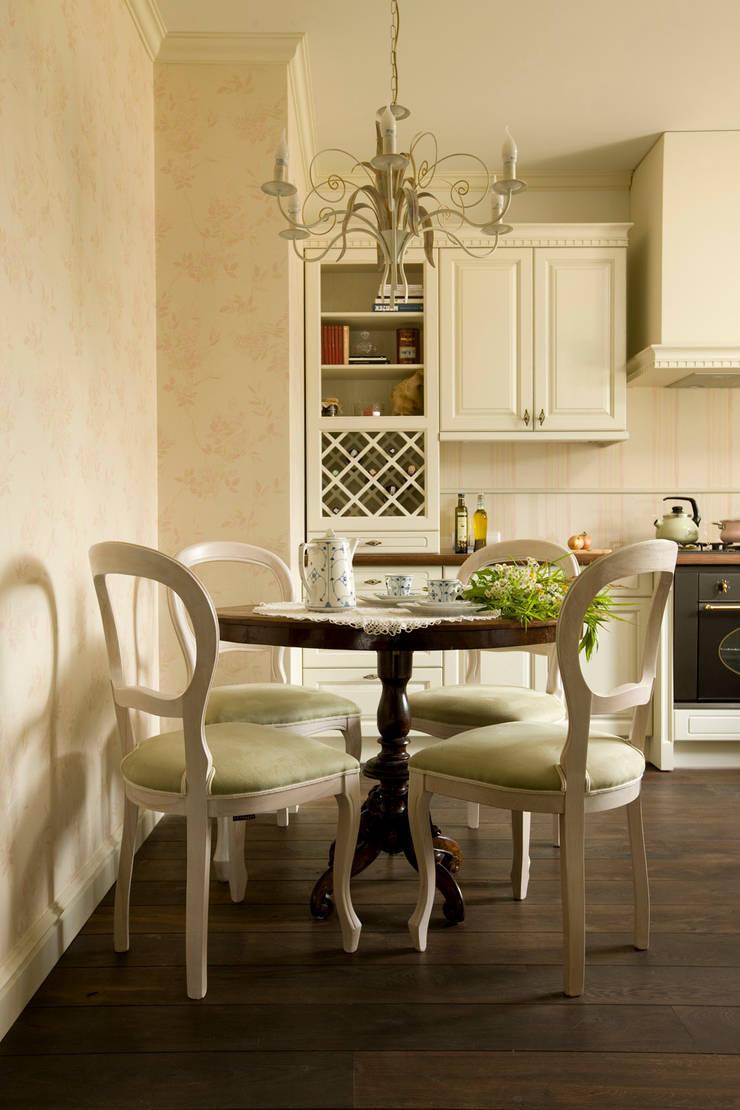 Dom Tancerzy: styl , w kategorii Kuchnia zaprojektowany przez Pracownia Projektowa Poco Design