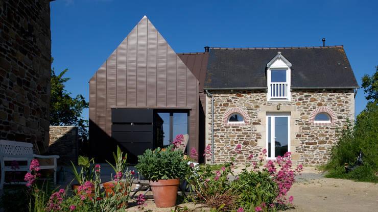 Projekty, nowoczesne Domy zaprojektowane przez ng-a