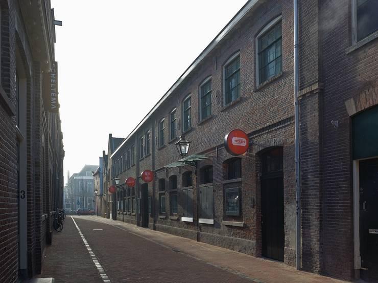 Marktsteeg (Foto: Petra Appelhof):  Bars & clubs door Ector Hoogstad Architecten