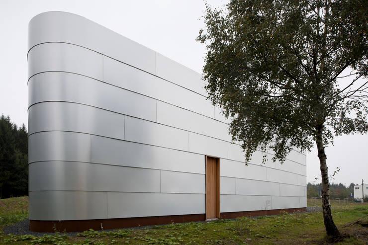 Fassade :  Museen von quartier vier Architekten Landschaftsarchitekten