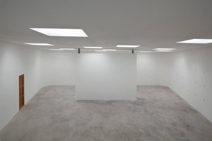 Ausstellungsraum :  Museen von quartier vier Architekten Landschaftsarchitekten