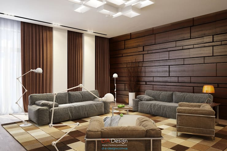 Living room by DA-Design