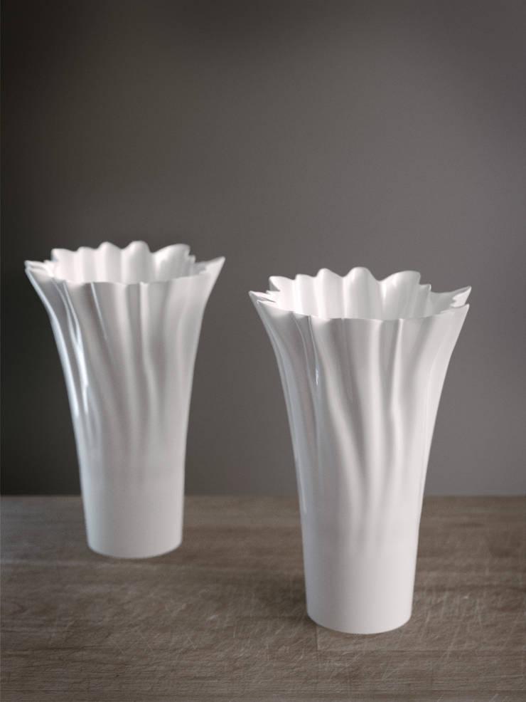 Tulip: styl , w kategorii Salon zaprojektowany przez Studio Bartek Mejor