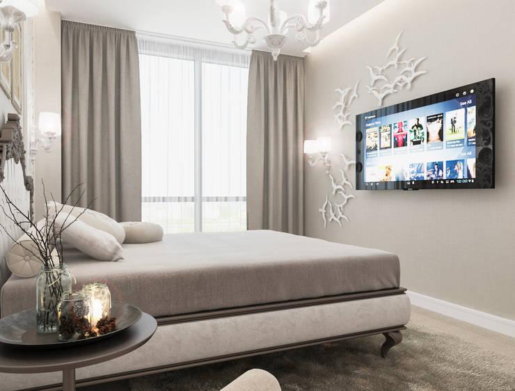 Klassische Schlafzimmer von pashchak design Klassisch