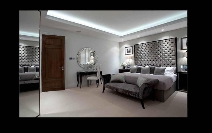 The Pearl Hotel Abu Dhabi:  Bedroom by trulli Design