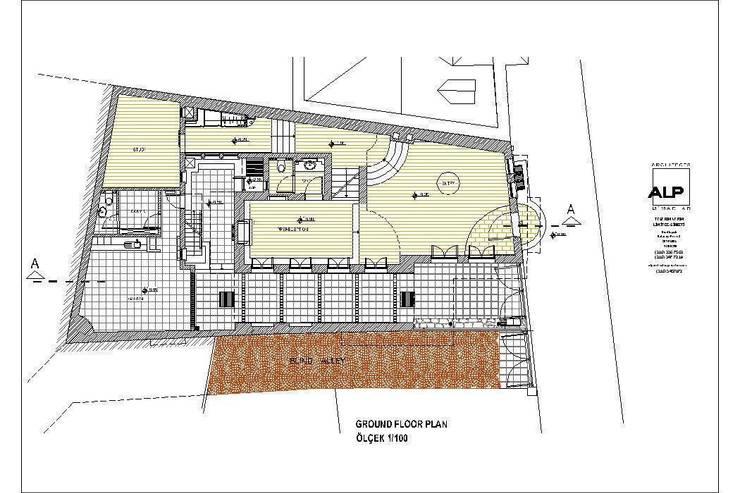 Alp Architects – Anakat:  tarz