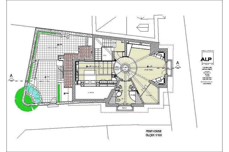 Alp Architects – Catı Katı:  tarz