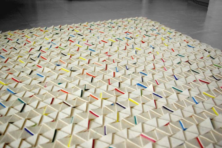MINIMAL: styl , w kategorii Ściany i podłogi zaprojektowany przez Agnieszka Czop,