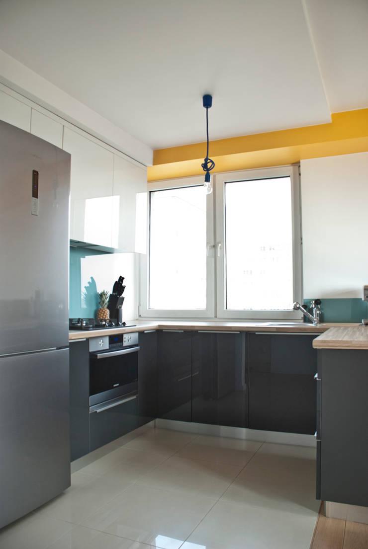 PXA: styl , w kategorii Kuchnia zaprojektowany przez Och_Ach_Concept,