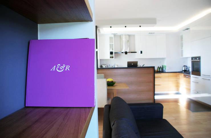 TNC: styl , w kategorii Salon zaprojektowany przez Och_Ach_Concept,Minimalistyczny