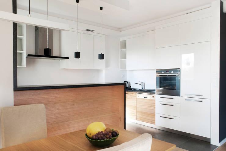 TNC: styl , w kategorii Kuchnia zaprojektowany przez Och_Ach_Concept,Minimalistyczny