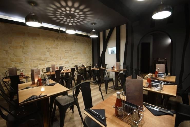 r novation bar restaurant paris architecte d 39 int rieur paris par grazia architecture homify. Black Bedroom Furniture Sets. Home Design Ideas