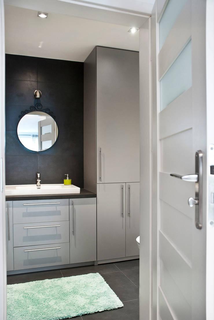 WLC: styl , w kategorii Łazienka zaprojektowany przez Och_Ach_Concept