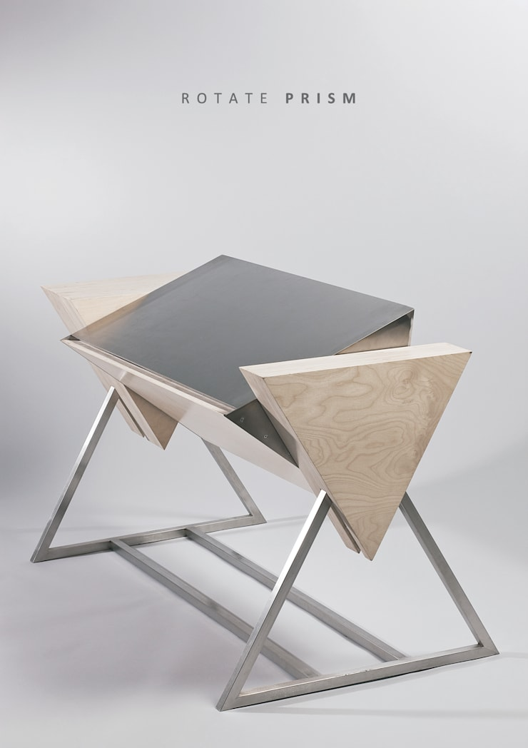 [Prism Table] 건축가의 테이블 Architect's Table: 더그라운드 건축 The ground Architects의