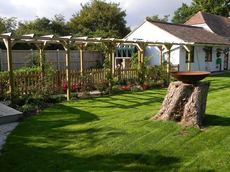 por Westacott Gardens