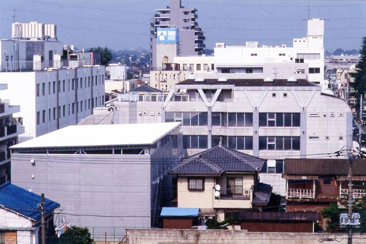 NTS物流センター : 株式会社 伊坂デザイン工房が手掛けた商業空間です。