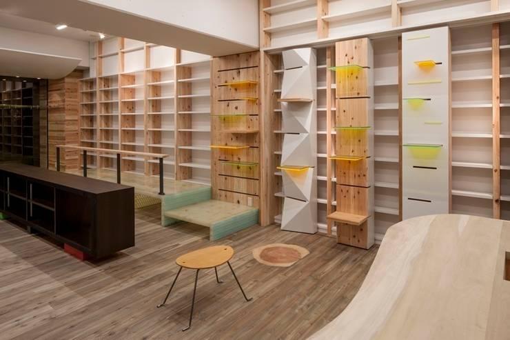 ちえの木の実 恵比寿 : 株式会社 伊坂デザイン工房が手掛けた商業空間です。