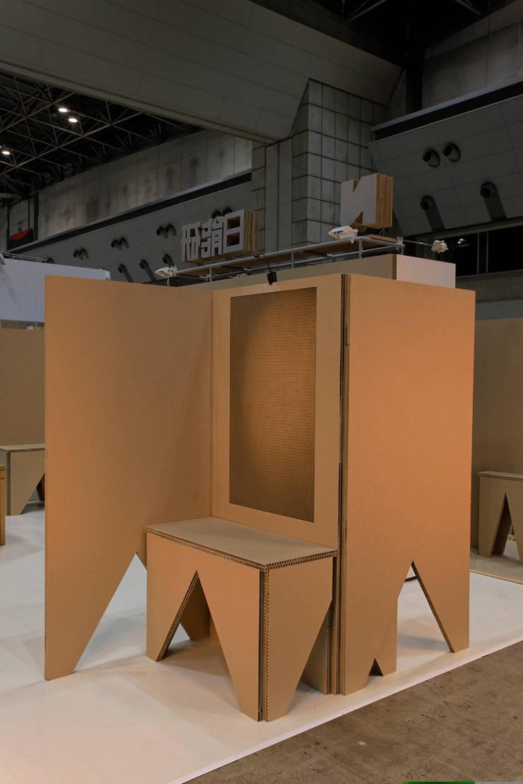 エコプロダクツ: 株式会社 伊坂デザイン工房が手掛けたイベント会場です。