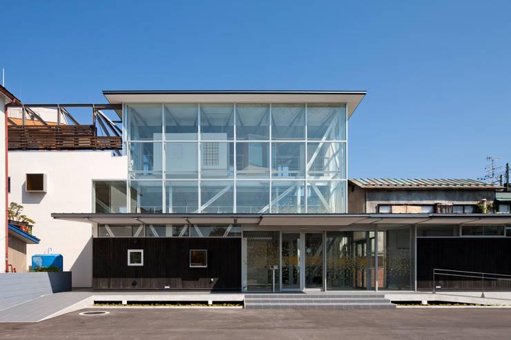 小野屋漆器店 A・O・I      : 株式会社 伊坂デザイン工房が手掛けたオフィスビルです。,