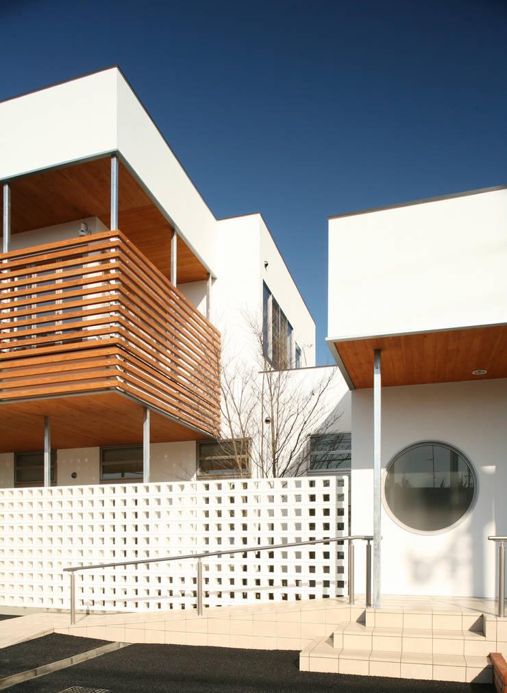TDC: ZOYA Design Officeが手掛けた家です。
