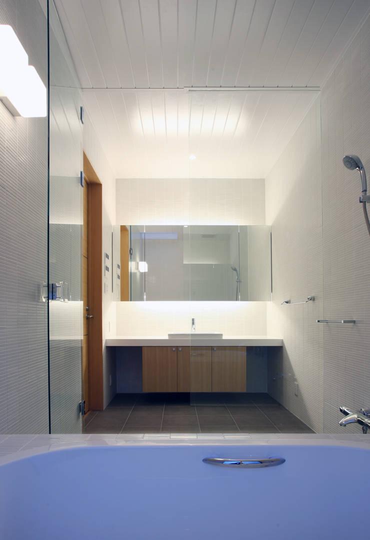 TDC: ZOYA Design Officeが手掛けた浴室です。