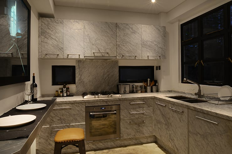 Kitchen by Stefano Tordiglione Design Ltd