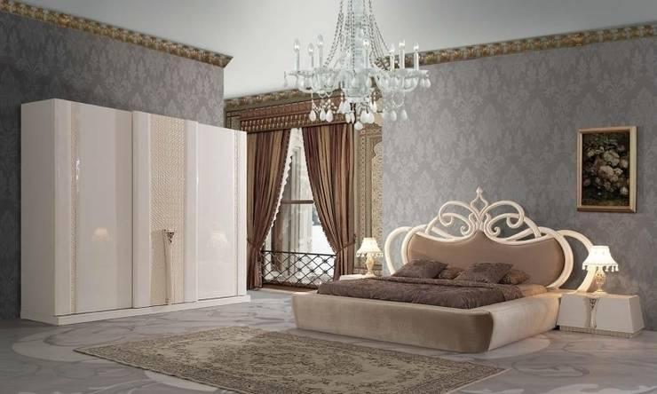 Tarz Mobilya – Kleopatra Avangarde Yatak Odası Takımı:  tarz Yatak Odası
