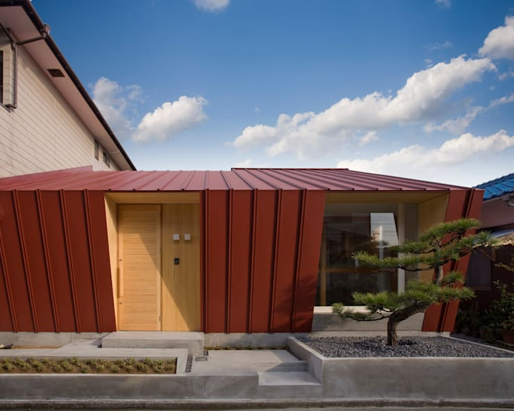 FMN: ZOYA Design Officeが手掛けた家です。