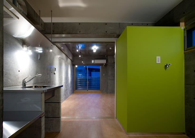 DLM: ZOYA Design Officeが手掛けた寝室です。
