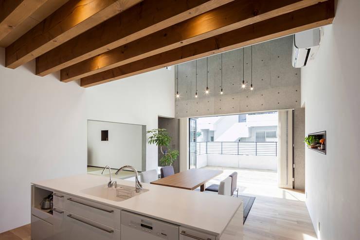 MIY: ZOYA Design Officeが手掛けたキッチンです。