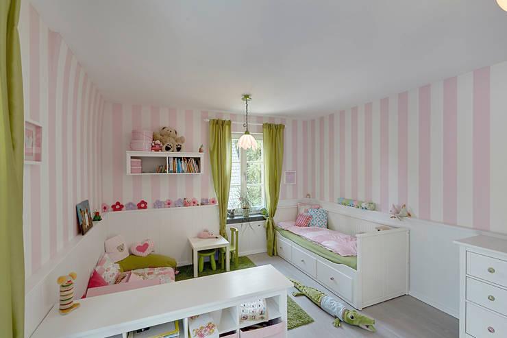 غرفة الاطفال تنفيذ 28 Grad Architektur GmbH