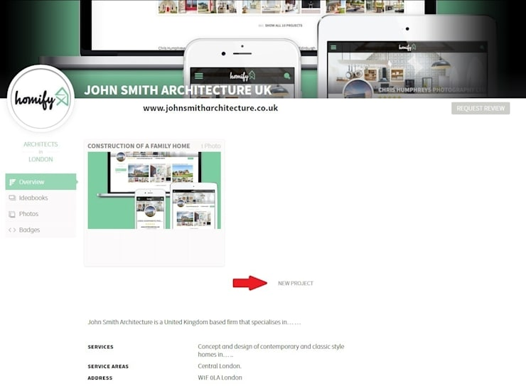 How do I create a professional profile on homify?:   by homify hong kong