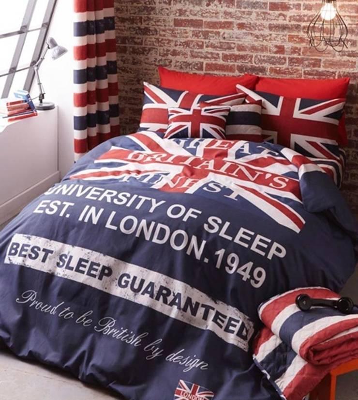 Design Best Of Brittish:  Bedroom by Century Mills