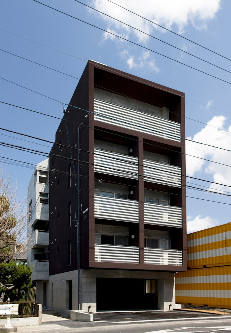 DLM: ZOYA Design Officeが手掛けた家です。