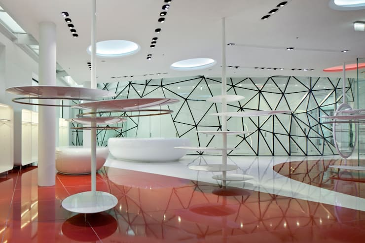 Commercial Spaces by fuksas