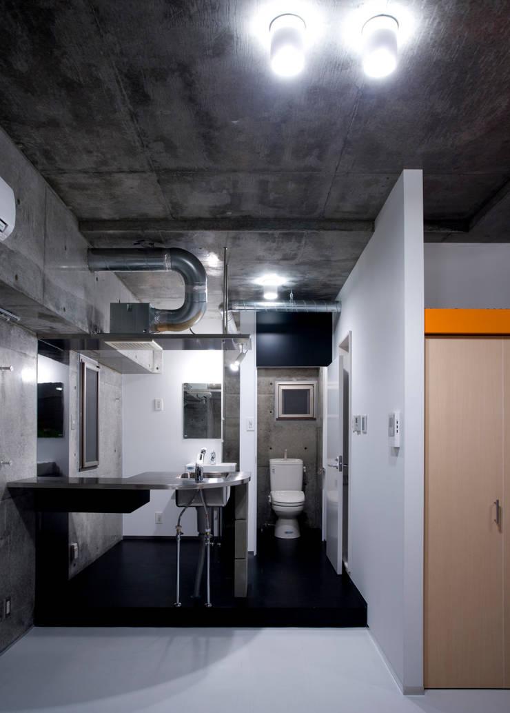 DLM: ZOYA Design Officeが手掛けた浴室です。